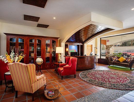 Hacienda Santana Lobby