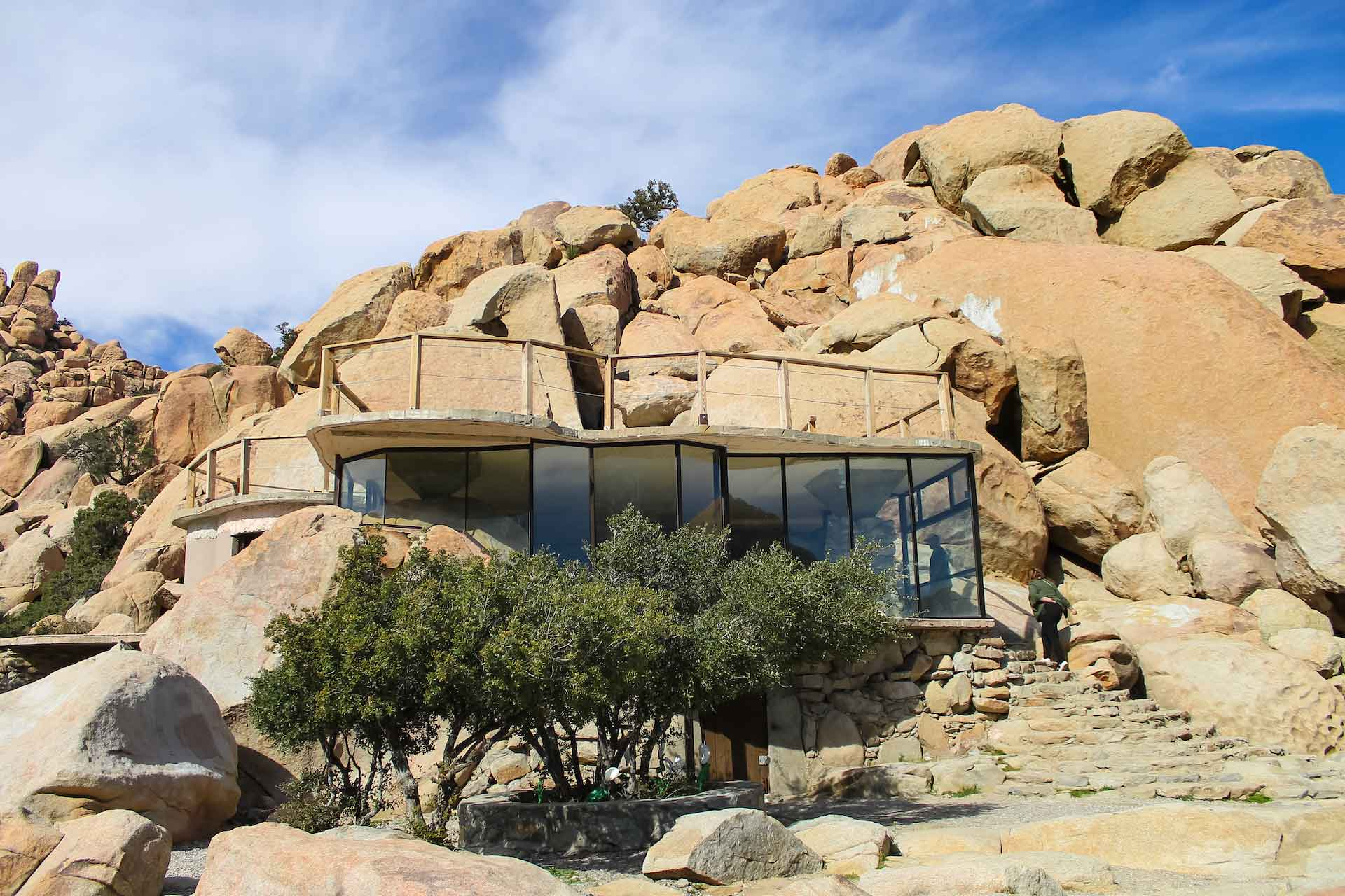 Casa de Piedra, Tecate